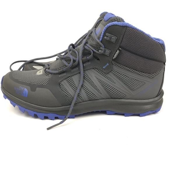 buy popular e547c 361de New North Face Women's LiteWave FastPack Mid Shoes NWT